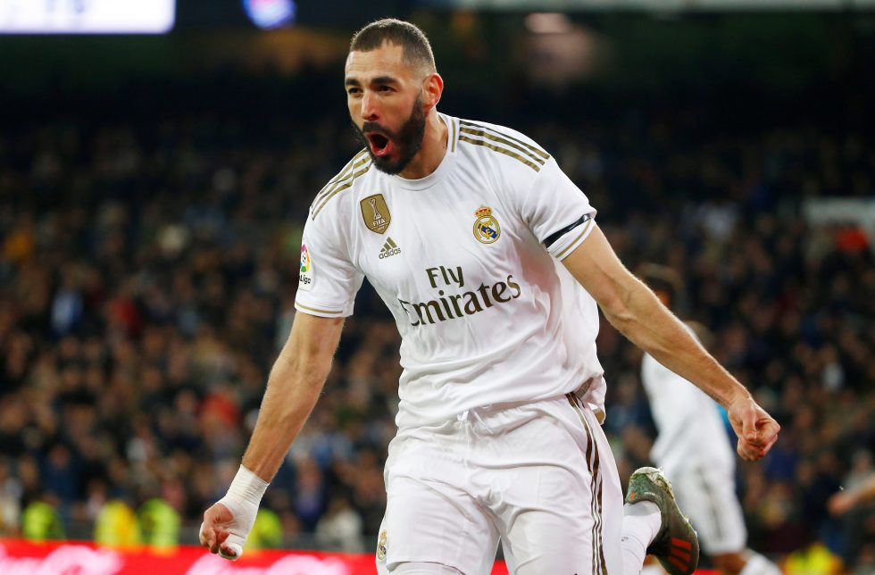 Real Madrid top 5 goal scorers