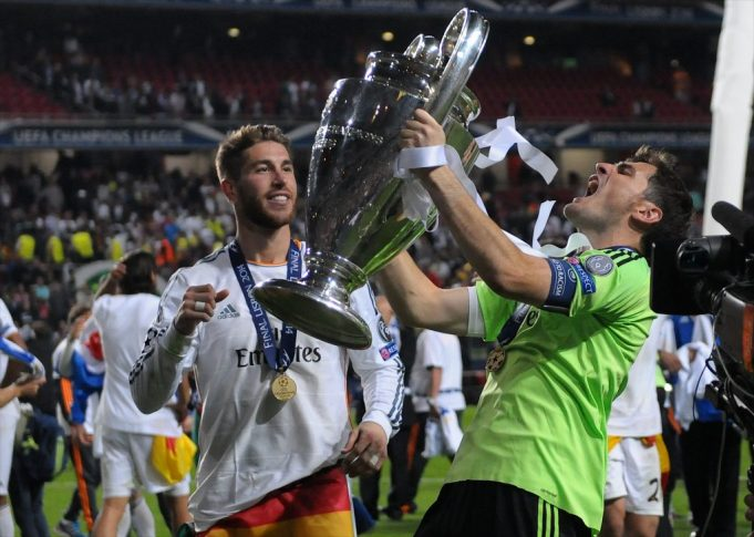 Real Madrid World Cup Winners