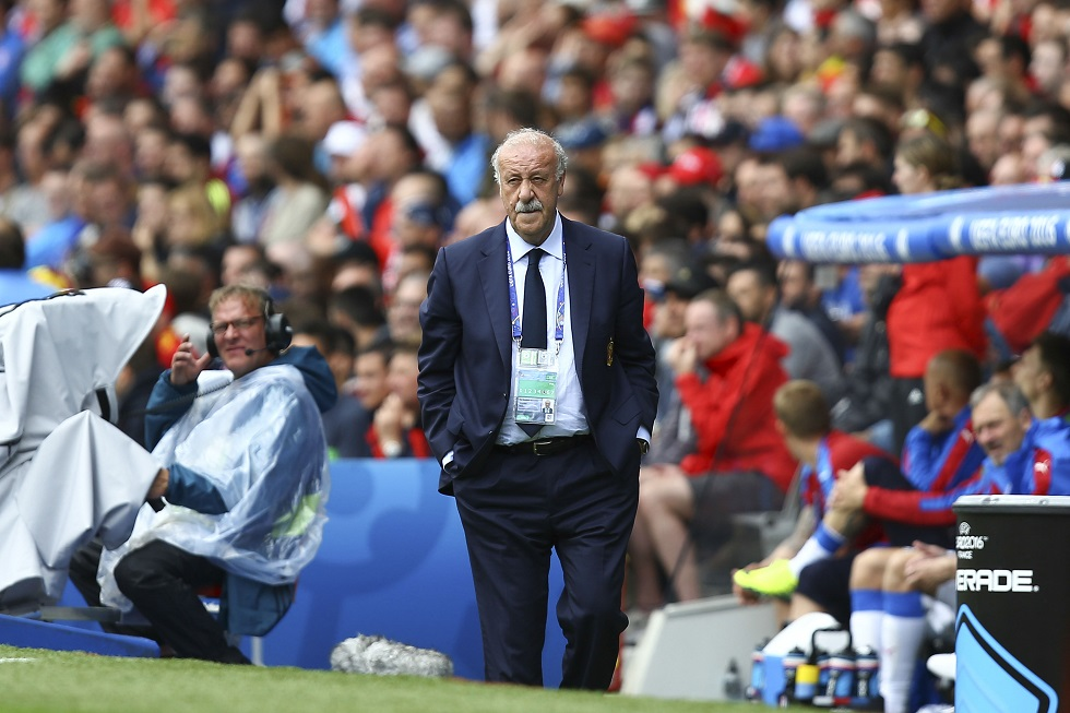 Top 5 Longest-Serving Real Madrid Managers Del Bosque