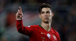 Cristiano Ronaldo Contemplating Real Madrid Return