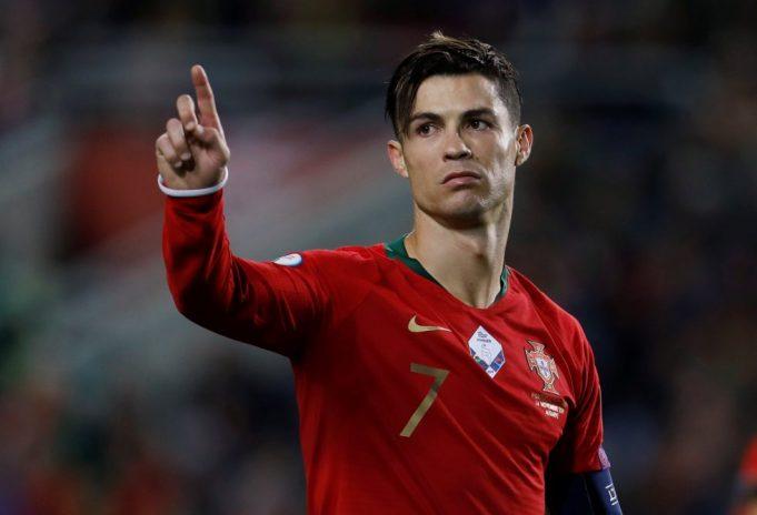 Cristiano Ronaldo Contemplating Real Madrid Return