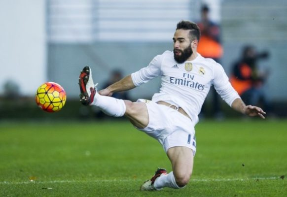 Dani Carvajal In Line To Receive A Four-Year Extension