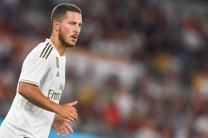 Eden Hazard Mentally Fit And Ready To Bounce Back For Real - Zinedine Zidane