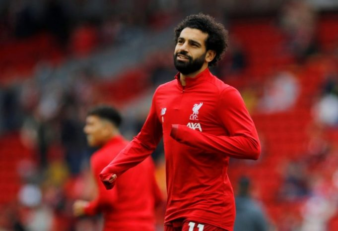 Liverpool could sell Salah to Madrid if the price is right
