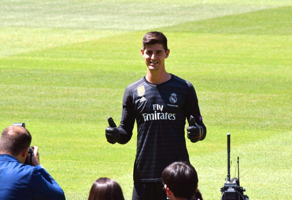 Real Madrid Goalkeepers 2020/21