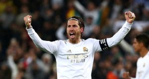 Real Madrid Suffer Huge Injury Scare Over Sergio Ramos