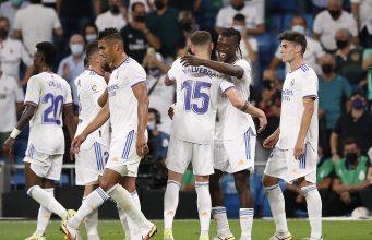 Real Madrid predicted line up vs Inter Milan