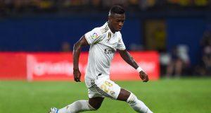 Vinicius Junior Chalks Off Benzema Incident As Regular Criticism