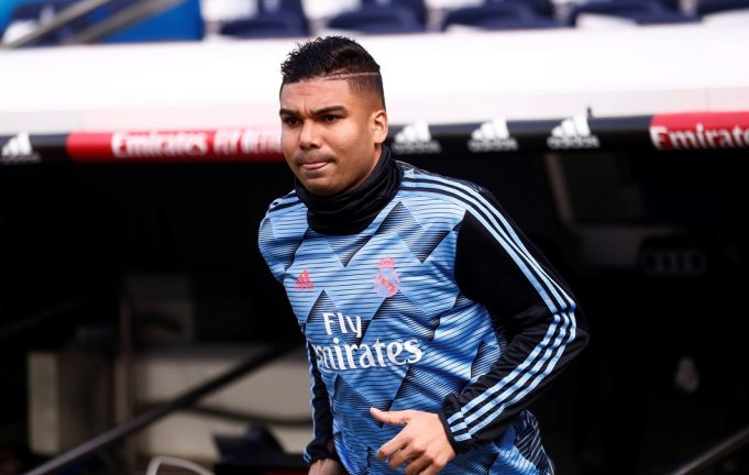 Casemiro Backs Zidane Ahead Of Gladbach Clash