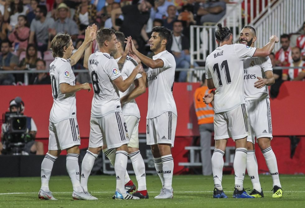 Real Madrid predicted line up vs Eibar