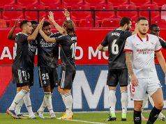 Real Madrid predicted line up vs Sevilla Starting XI for tomorrow!