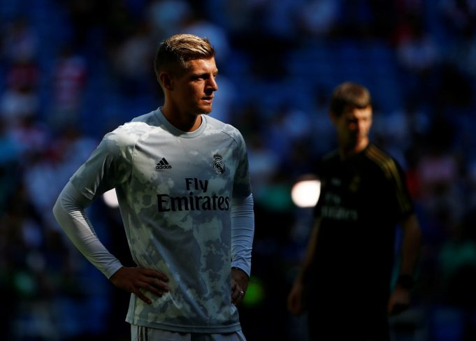 Toni Kroos Insists On Staying Calm Even After Shakhtar Defeat