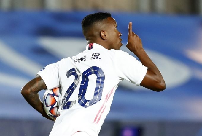 Vinicius Junior Claims Own As His In Important Sevilla Win