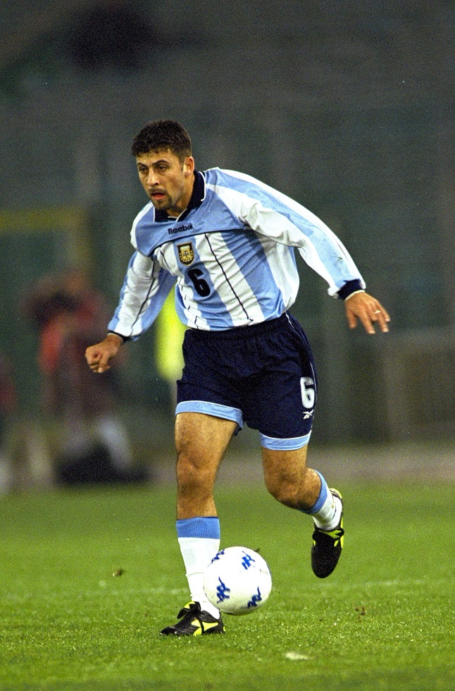 Worst Real Madrid Players Of All Time Walter Samuel