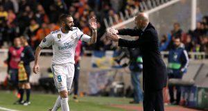 Zidane: Benzema best striker in French history