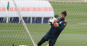 Alisson might have joined Real Madrid!