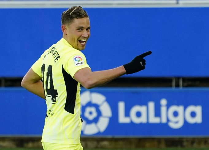 Llorente - We are a happy family at Atletico