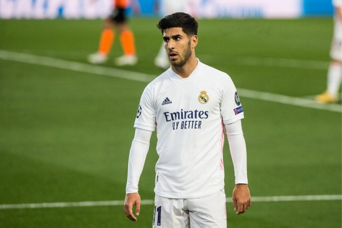 Marco Asensio is back to his best form
