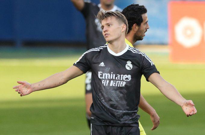 Martin Odegaard should consider Real Madrid exit
