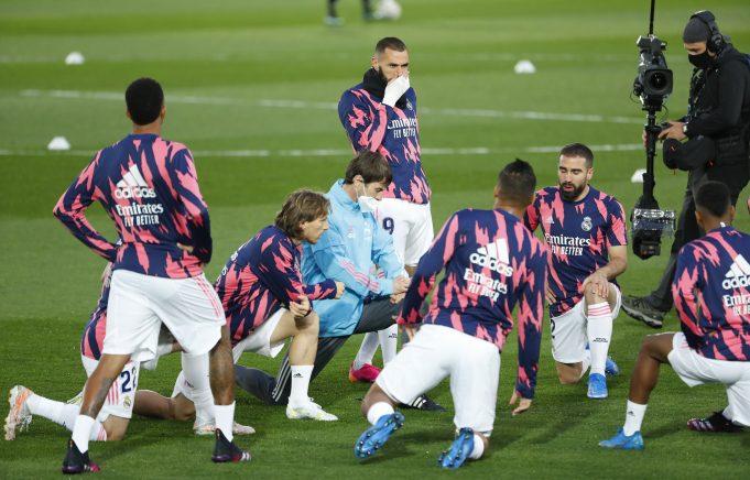 Real Madrid predicted line up vs Osasuna