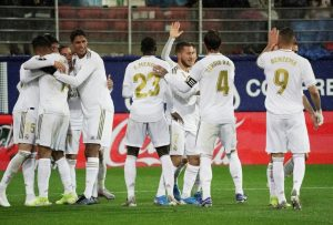 Real Madrid vs Levante Live Stream, Betting, TV, Preview & News