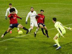 Real Madrid vs Osasuna live stream
