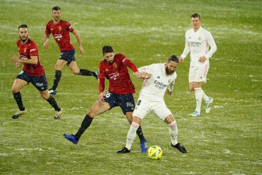 Real Madrid vs Osasuna prediction