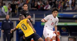 Real Madrid's Takefuso Kubo Ready To Cancel Villareal Contract