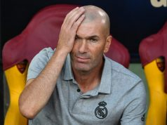 What will happen with Real Madrid and Zinedine Zidane