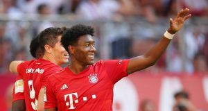 Zidane Not Entertaining Rumours Of David Alaba Signing For Real