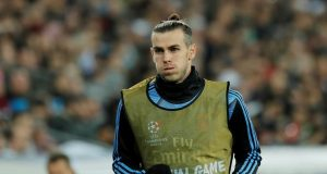 Jose Mourinho losing his mind over Gareth Bale