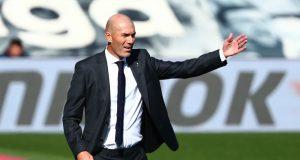 Zidane Optimistic About Real Madrid's Title Hopes
