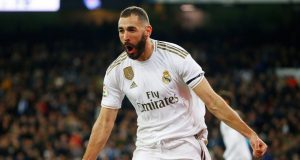Courage Helped Us Win Three Points Against Elche - Benzema