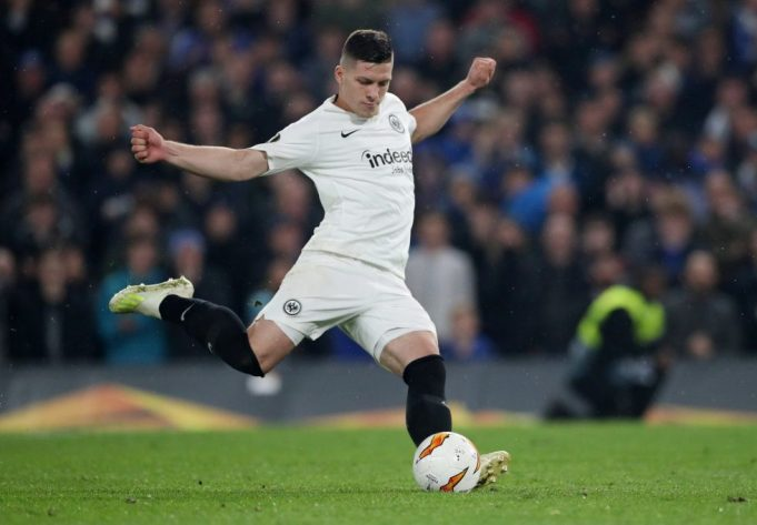 Luka Jovic Determined To Prove Doubters Wrong At Real Madrid