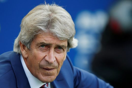 Perez and I did not get along - Pellegrini