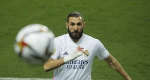 Real Madrid Running On Anger