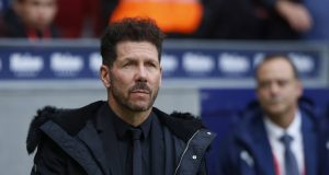 Simeone wary of approaching Real Madrid in La Liga