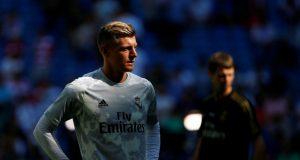 Toni Kroos Is Still Germany's First-Choice Midfielder