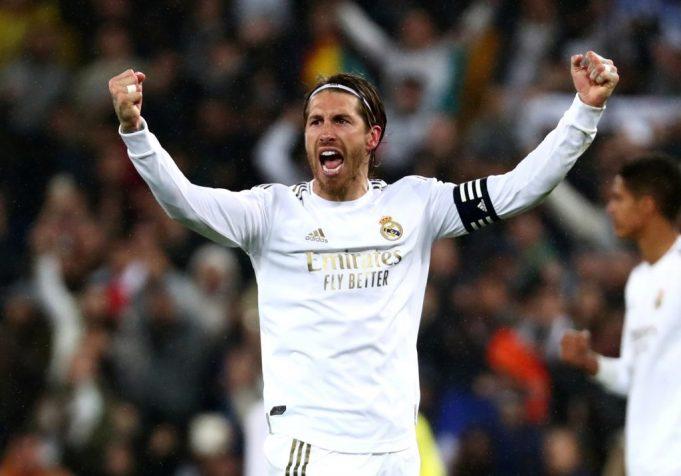 Zidane- We want Ramos to stay