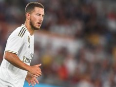 Zidane insists Eden Hazard's recovery is on track