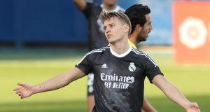 Arsenal prepared to make Odegaard loan permanent