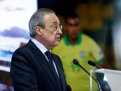 Florentino Perez Not Worried About Super League Getting Cancelled