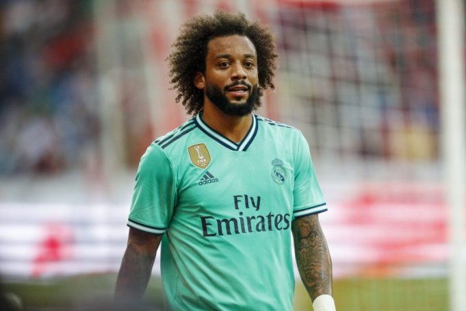 Marcelo: 'Real Madrid will not give up '