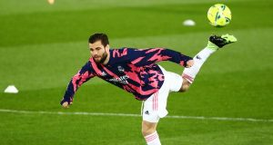 Nacho Fernandez Can't Imagine Being Anywhere Other Than Real Madrid