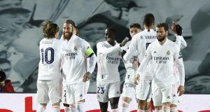 Real Madrid predicted line up vs Cadiz