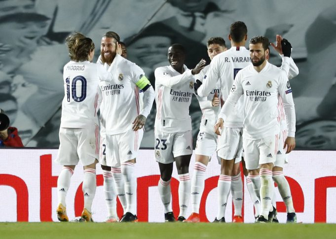 Real Madrid predicted line up vs Liverpool