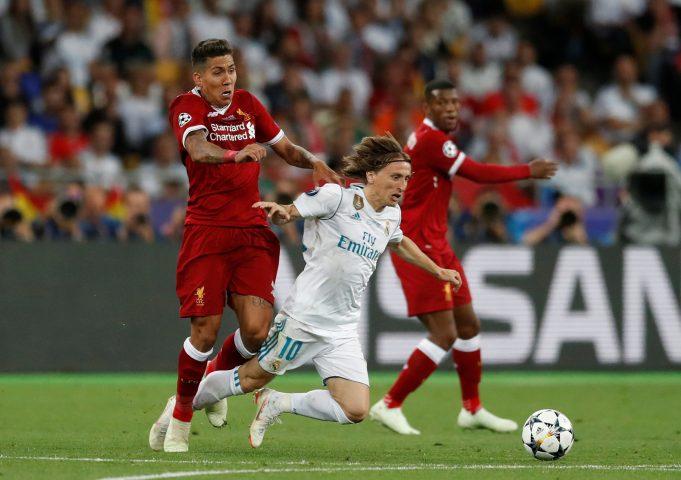Real Madrid vs Liverpool Live Stream