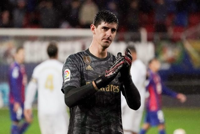 Thibaut Courtois Waiting For Special Game With Chelsea