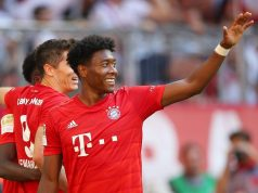 David Alaba joins Real Madrid on a five-year contract