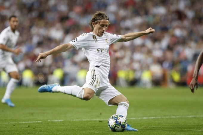 OFFICIAL Luka Modric Extends Contract Until June 2022
